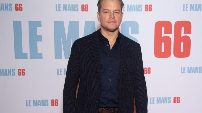Matt Damon in neuem Cop-Thriller