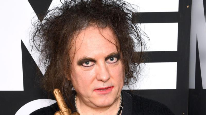 Robert Smith: The Cure bringen neues Album heraus