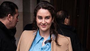 Shailene Woodley: Lob an Stella McCartney