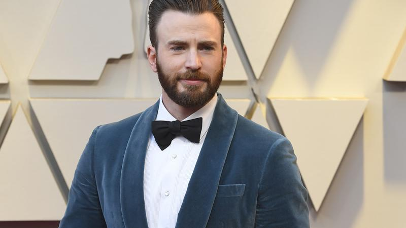 Chris Evans: Hauptrolle in 'Bermuda'