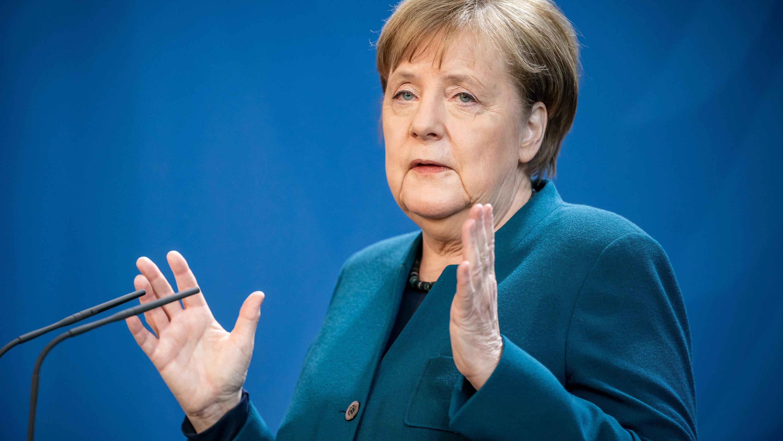 Livestream Pressekonferenz Merkel