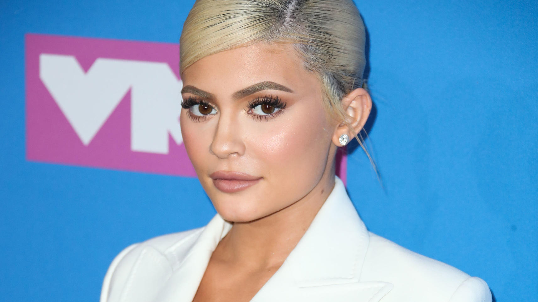 (FILE) Kylie Jenner To Donate Hand Sanitizers to Southern California Hospitals With Coty Amid Coronavirus COVID-19 Pandemic. MANHATTAN, NEW YORK CITY, NEW YORK, USA - AUGUST 20: Television personality Kylie Jenner wearing Tom Ford with Olgana Paris h