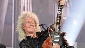 Brian May: Optimistisch in Corona-Zeiten