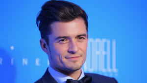 Hollywood-Star Orlando Bloom hat einen neuen Hund