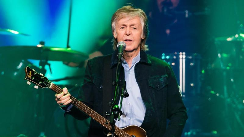 Paul McCartney: Beatles waren besser als die Stones