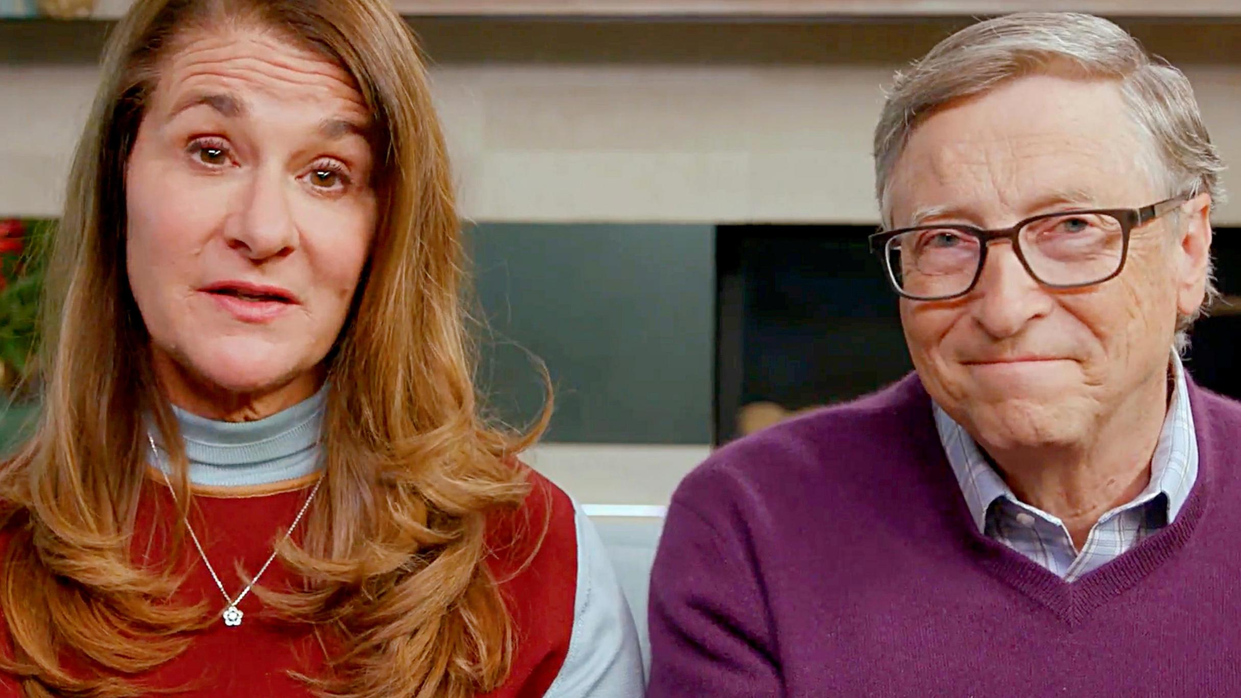 Melinda und Bill Gates lassen sich scheiden