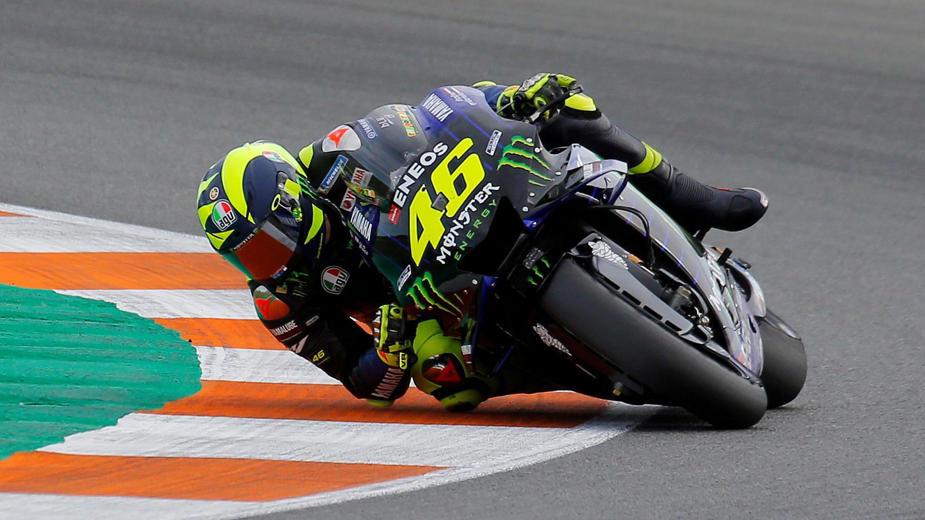 Medienbericht: MotoGP-Legende Valentino Rossi macht 2021 ...