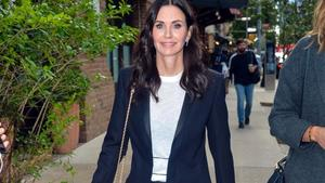 Courteney Cox: Ihre Schwangerschaft war 'emotional'