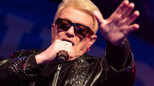 Heino in Sorge um Freund Siegfried
