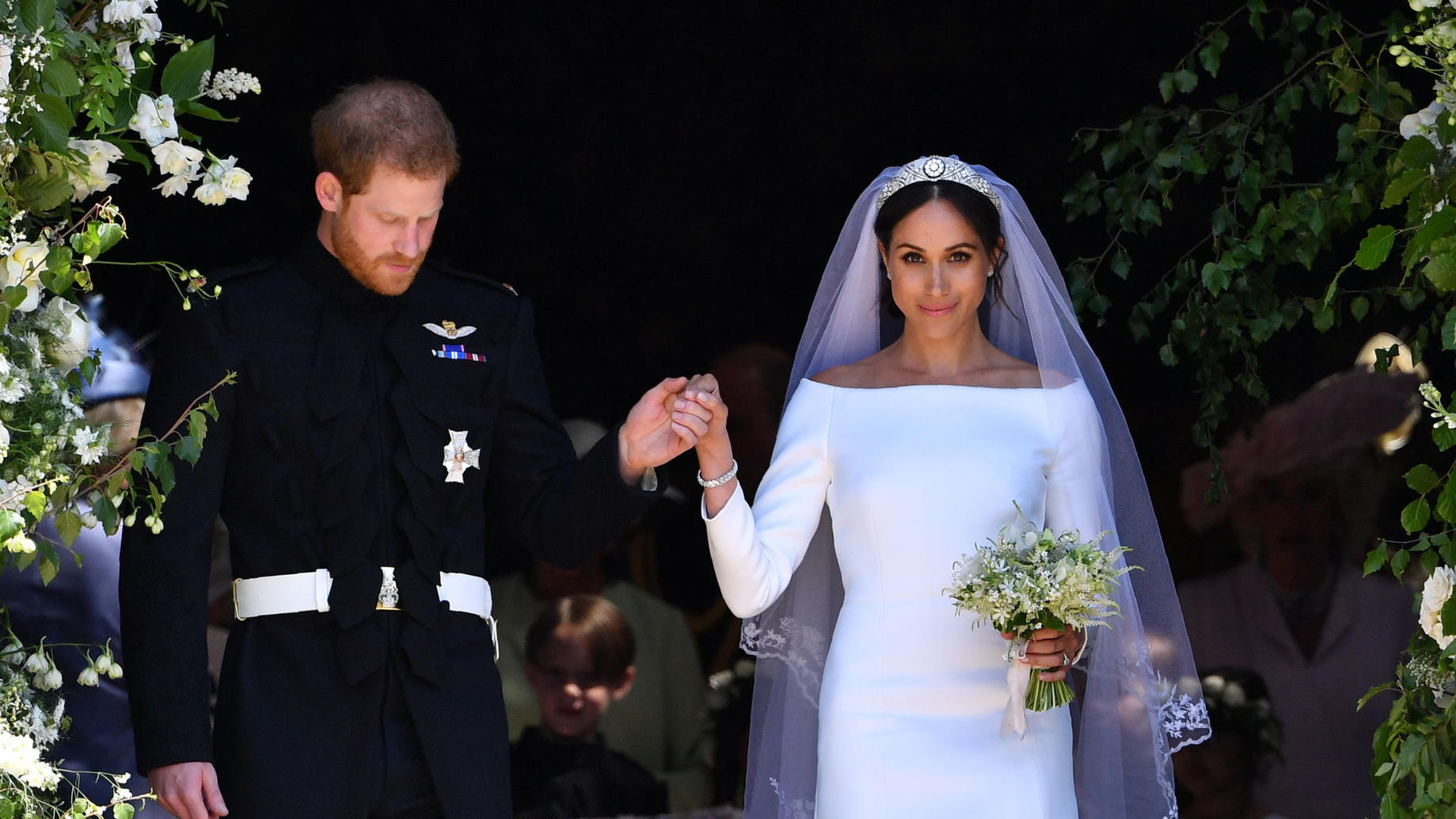 Am 19.05.2018 heiraten Harry und Meghan in Windsor