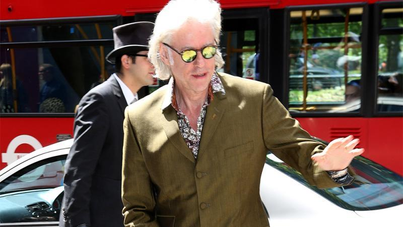 Bob Geldof: Peaches war zu clever
