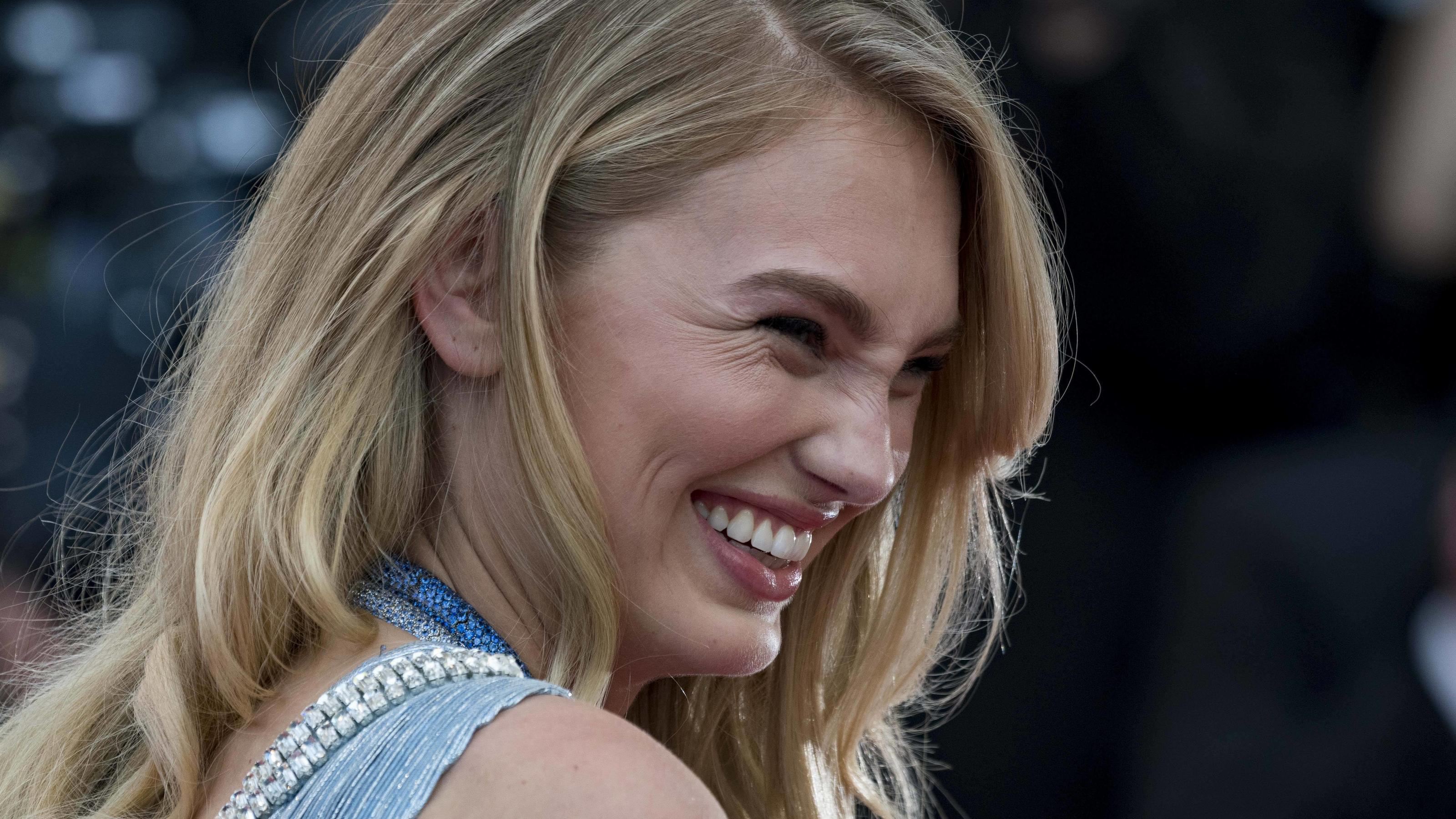 Romee Strijd CINEMA : 71 eme Festival de Cannes - Tapis rouge du film Everybody Knows Todos Lo Saben - 08/05/2018 NorbertScanella/Panoramic PUBLICATIONxNOTxINxFRAxITAxBEL