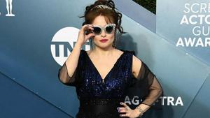Helena Bonham Carter war unsicher, ob sie in 'The Crown' ...