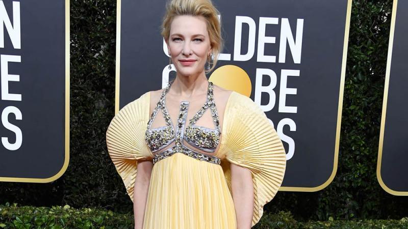 Cate Blanchett Uber Die Gleichstellung Der Geschlechter