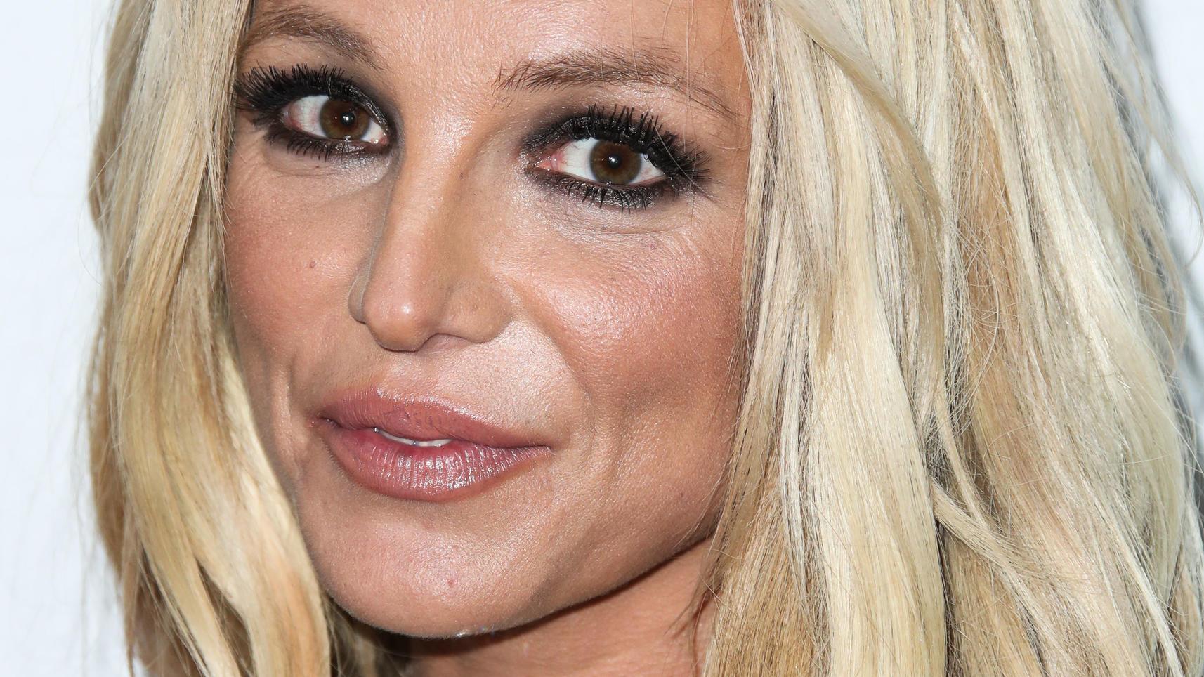 Britney Spears Gefangen