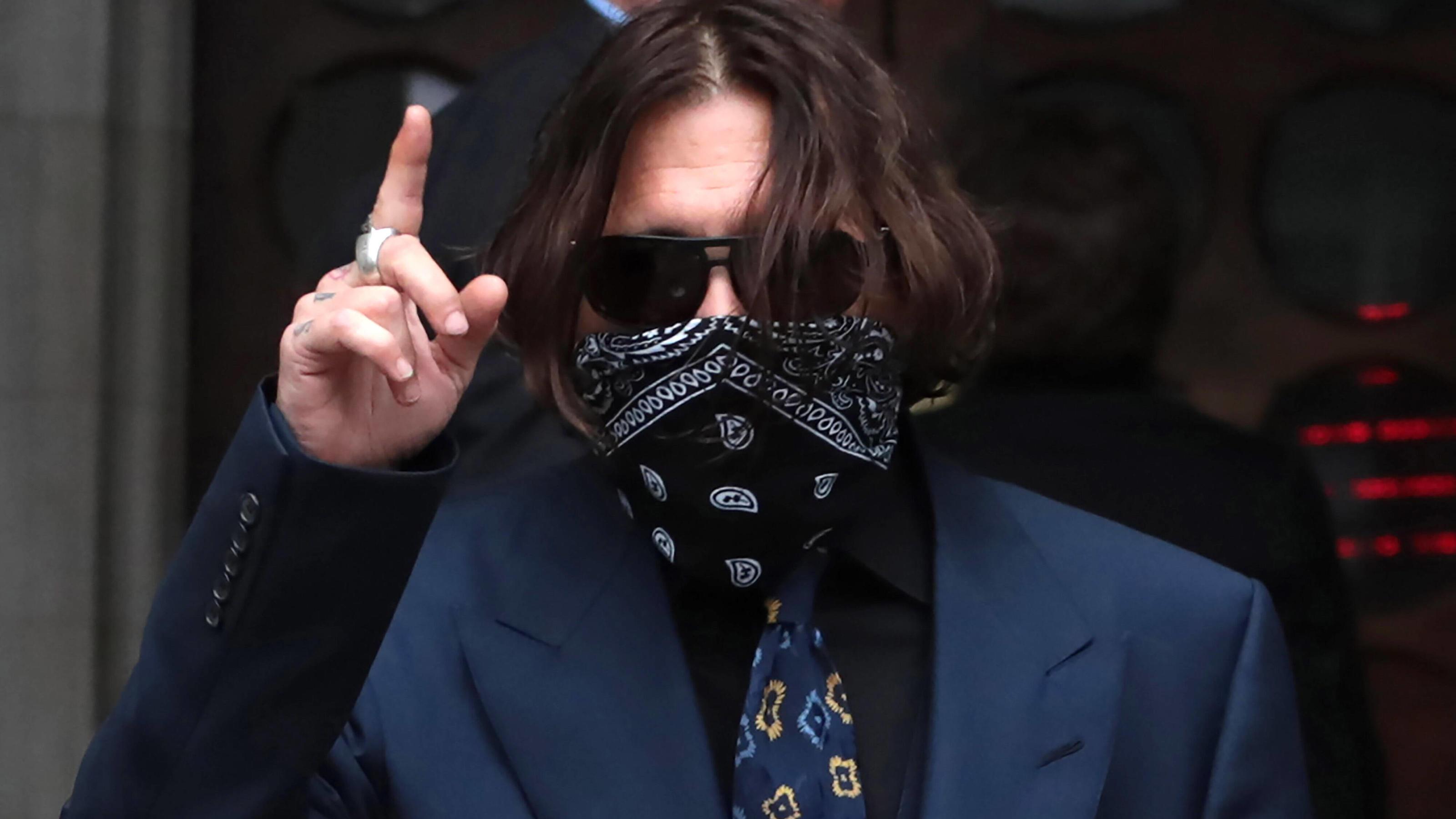 Johnny Depp Drogen