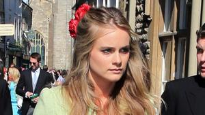 Cressida Bonas hat Harry Wentworth-Stanley geheiratet