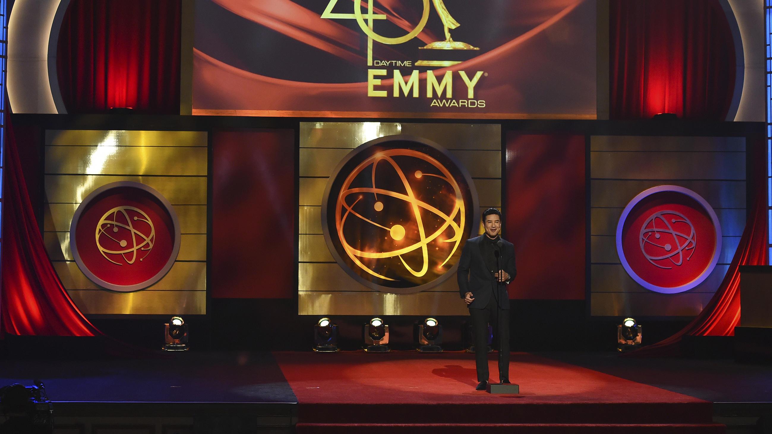 Emmy Verleihung 2021 Gewinner