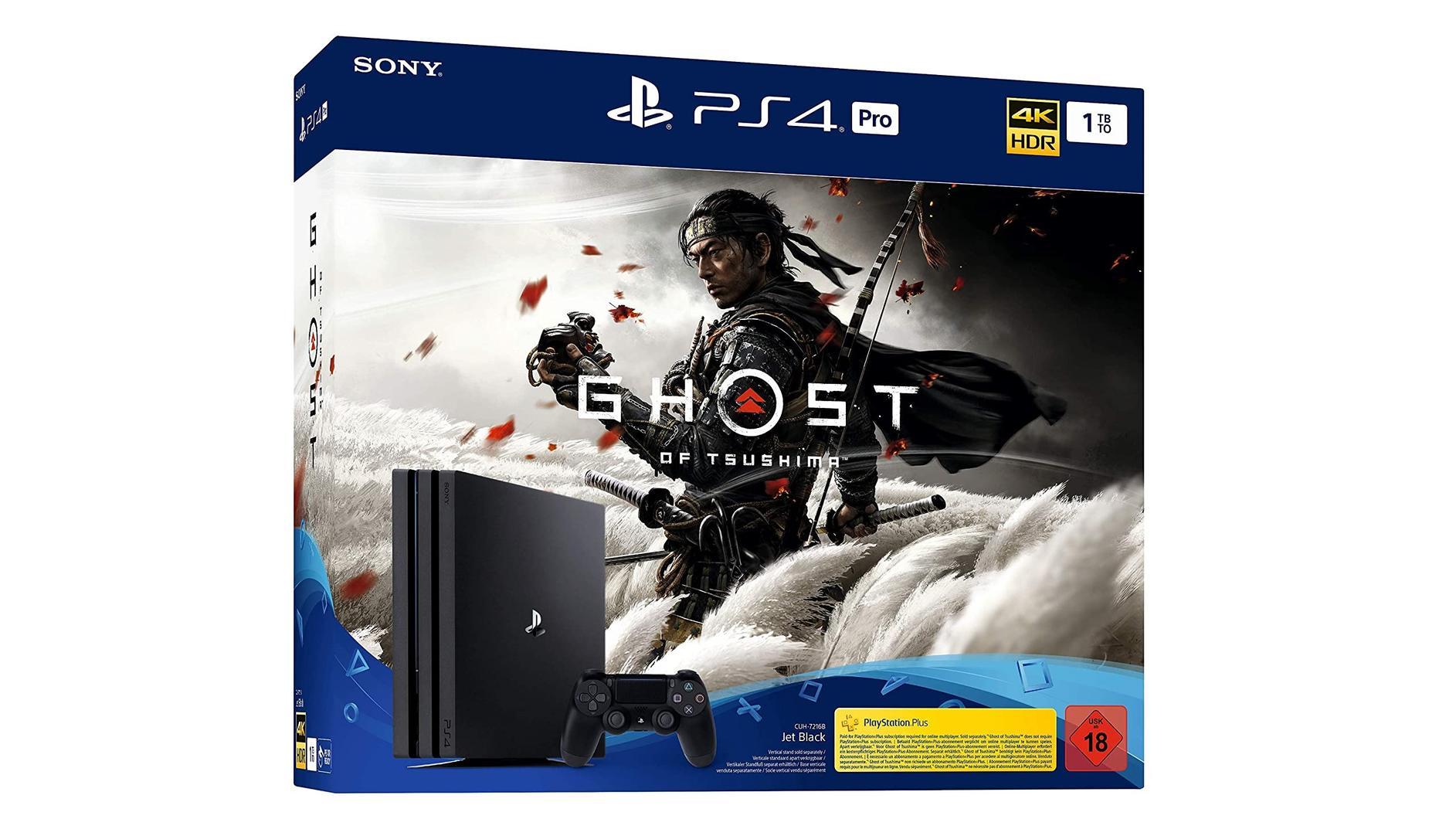 PS4 Pro & Ghost of Tsushima im Bundle - gutes Saturn-Angebot?
