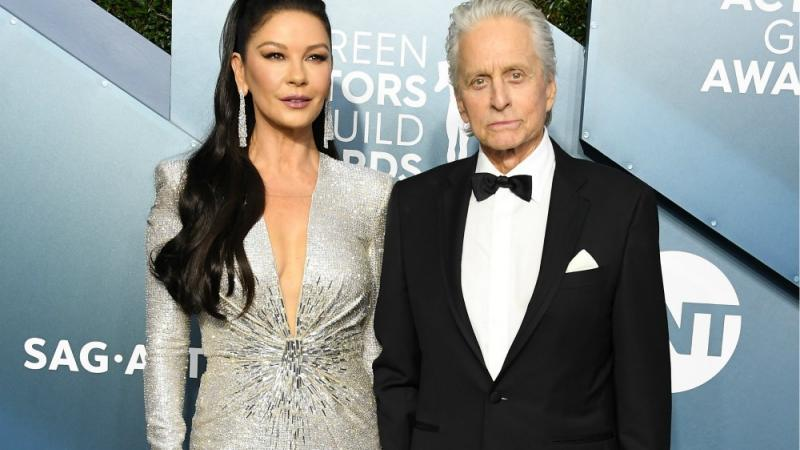 Catherine Zeta-Jones: Film mit Michael Douglas?