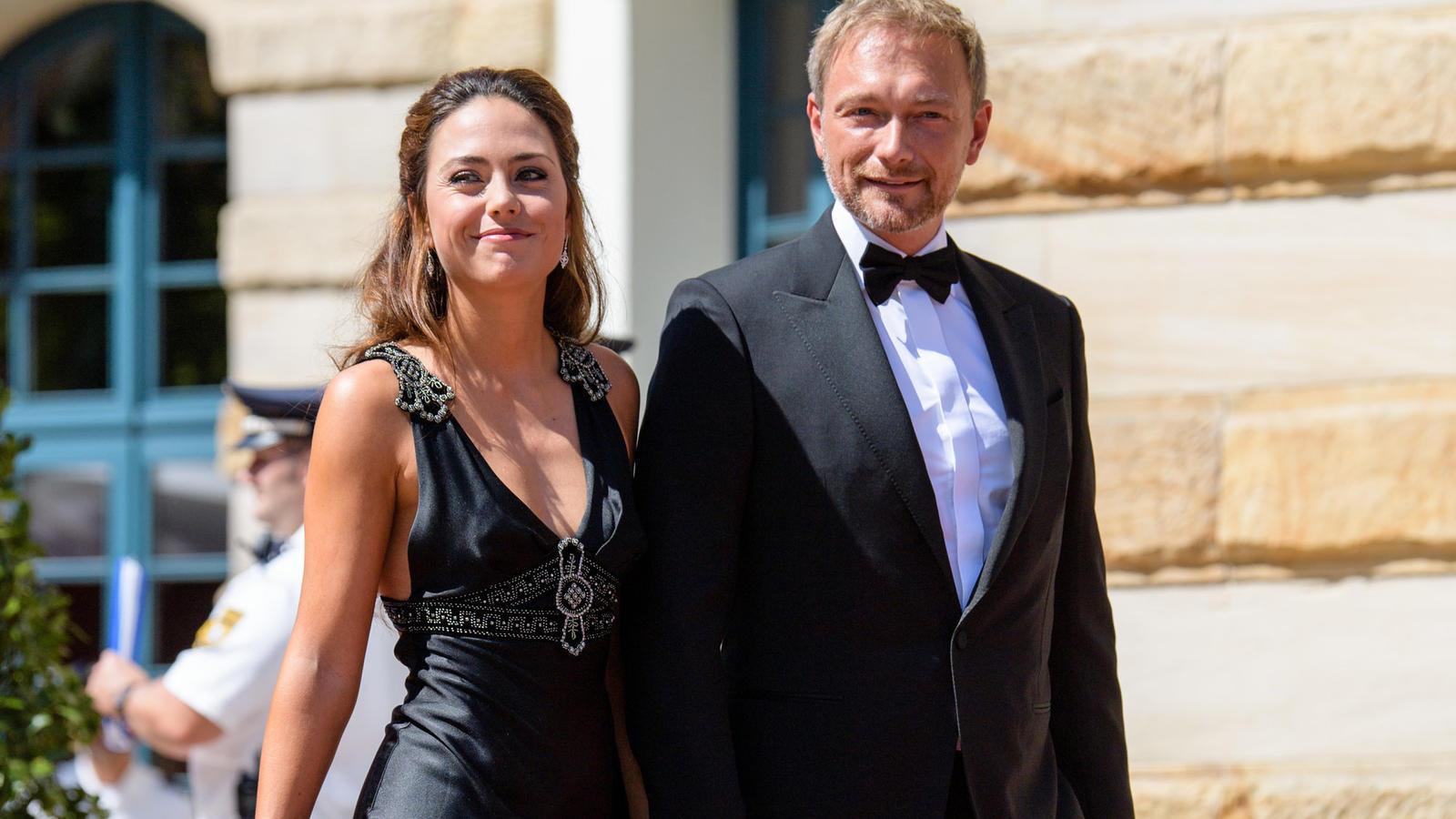 FDP-Chef Christian Lindner ist offiziell geschieden