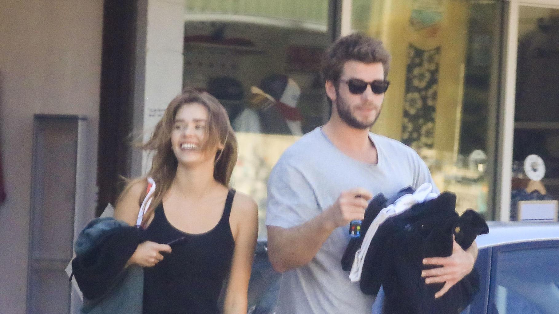 Nach Trennung von Miley Cyrus: Liam Hemsworth endlich