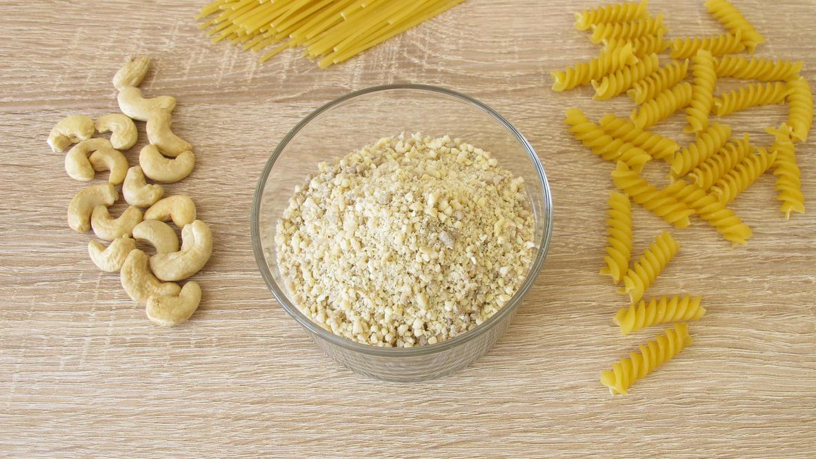 Parmesan Vegetarisch