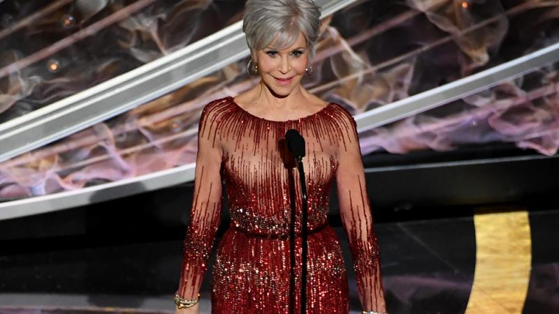 Nackt Jane Fonda  41 Hottest