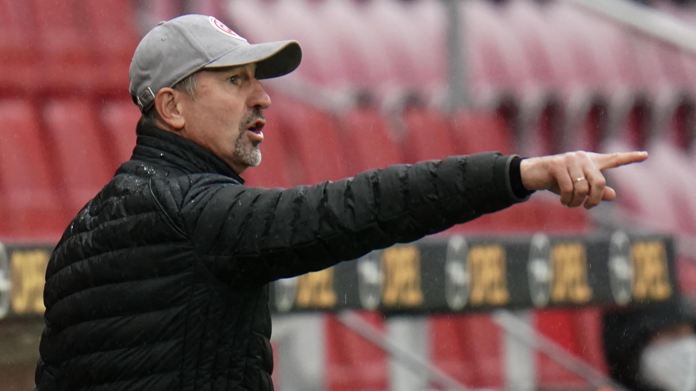 Trainerrauswurf Bundesliga