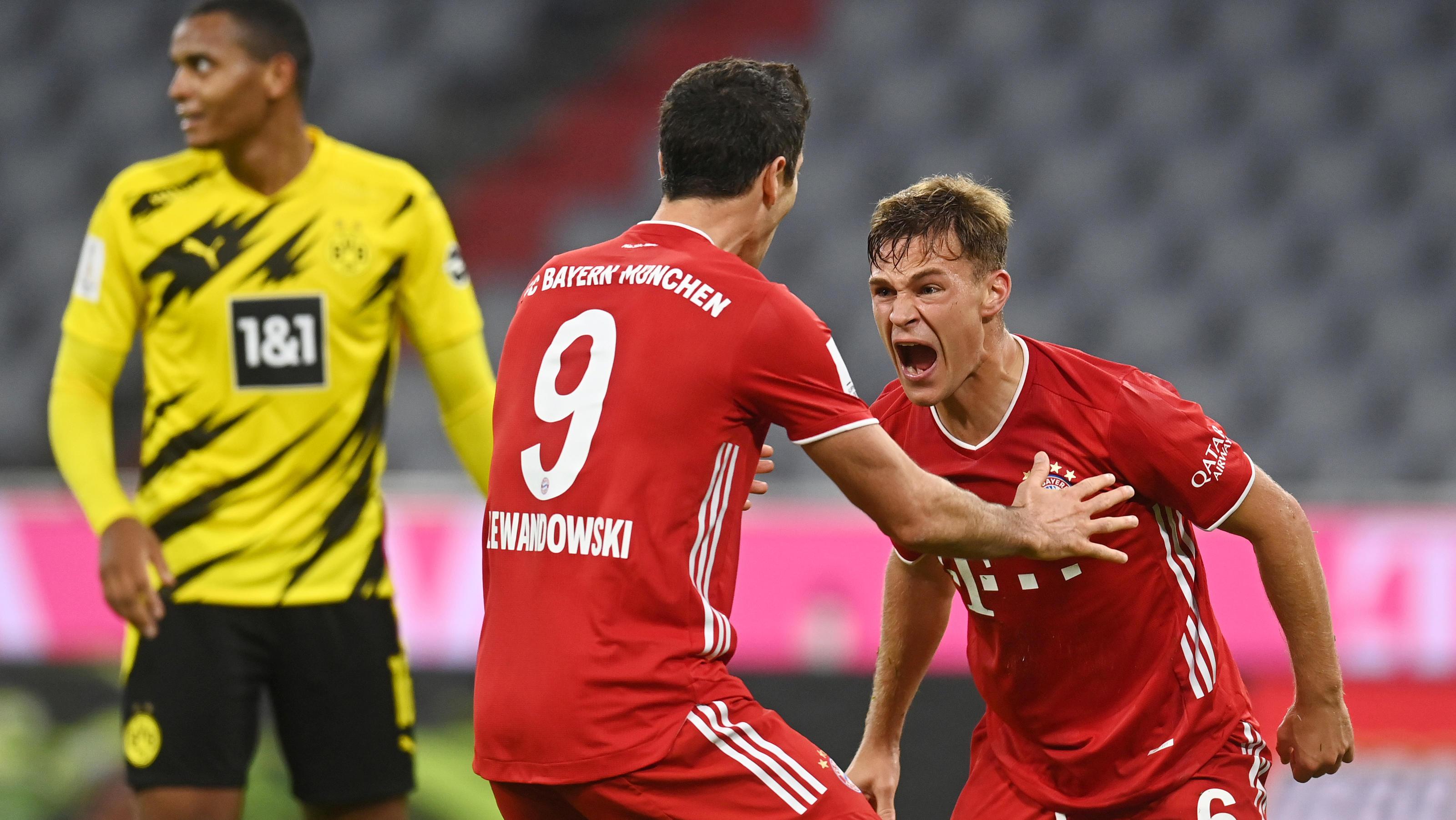 Supercup Dortmund
