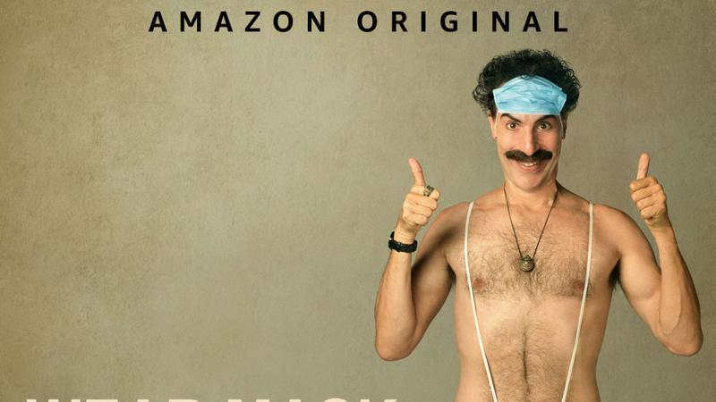 'Borat 2' auf Amazon