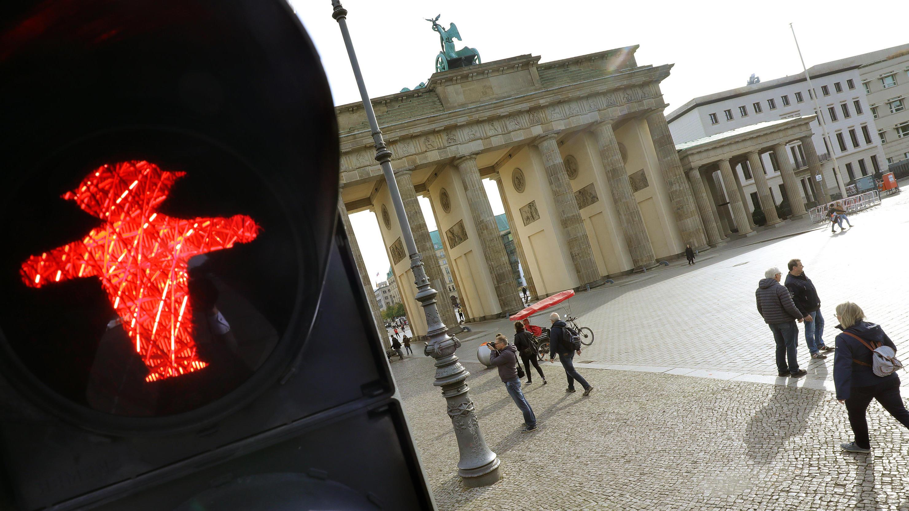 Berlin Corona Fälle