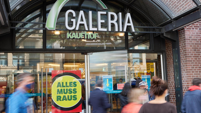 Galeria Kaufhof Schließt Filialen
