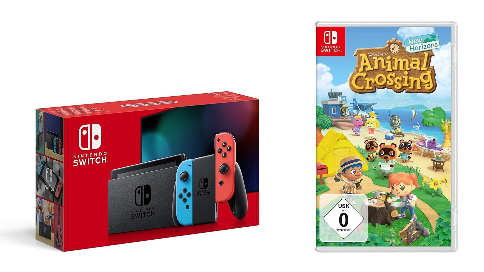 Switch mit Animal Crossing am Prime Day: Gutes Angebot?