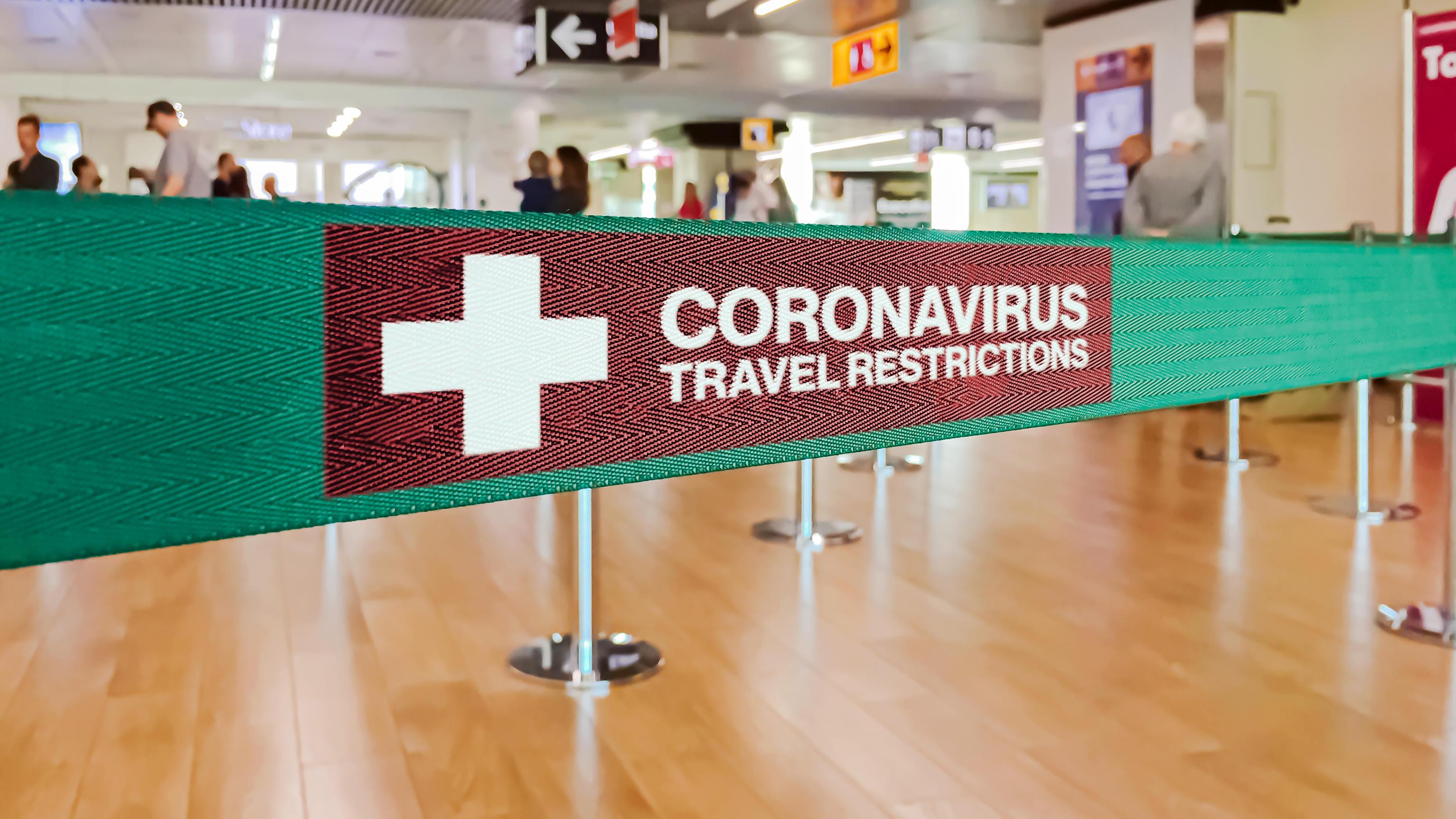 Reisebeschränkungen