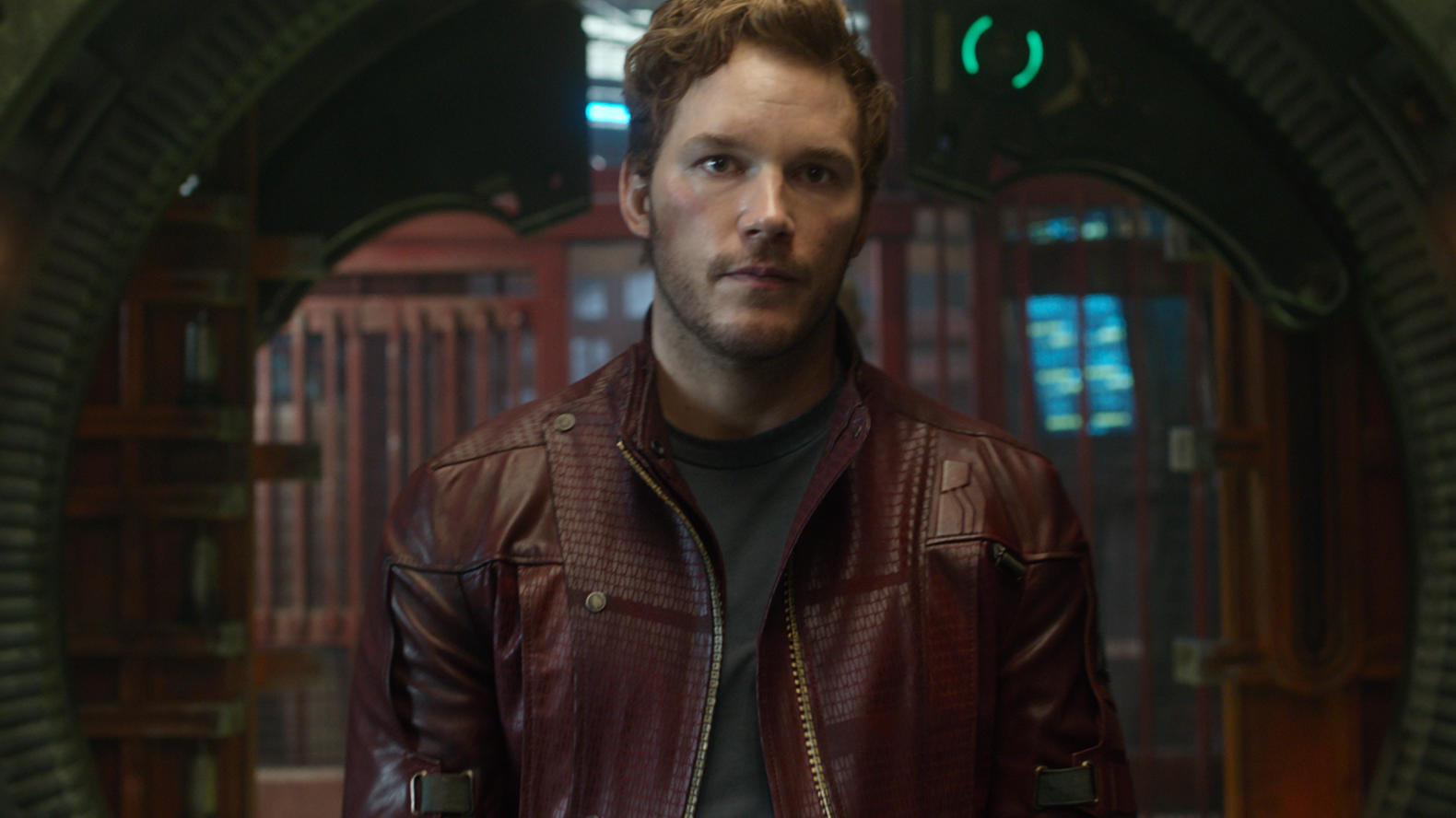 "Chris Pratt ist als Peter Quill (Star-Lord) in ""Guardians of the Galaxy"" zu sehen."