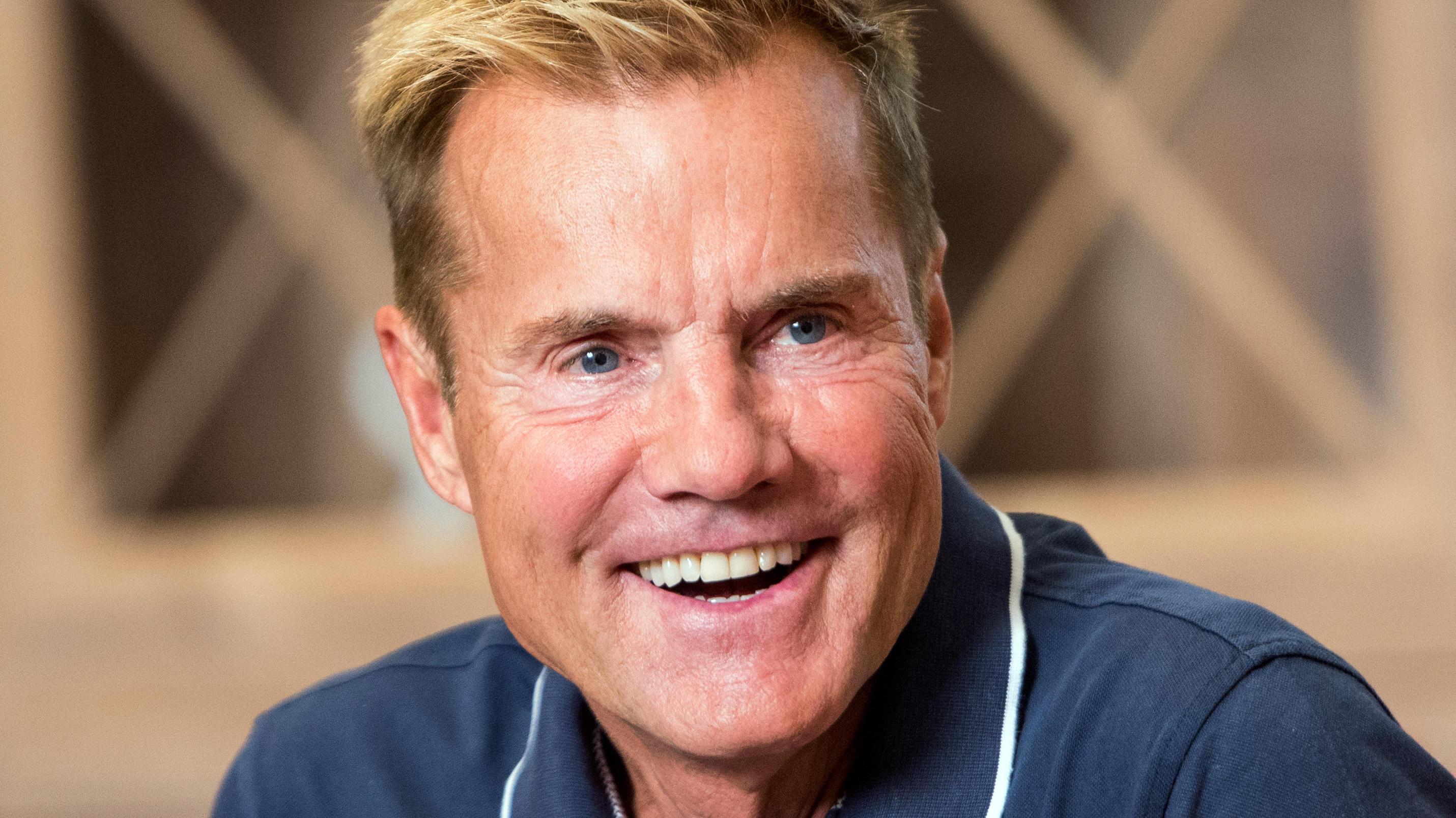 Dieter Bohlen Haare