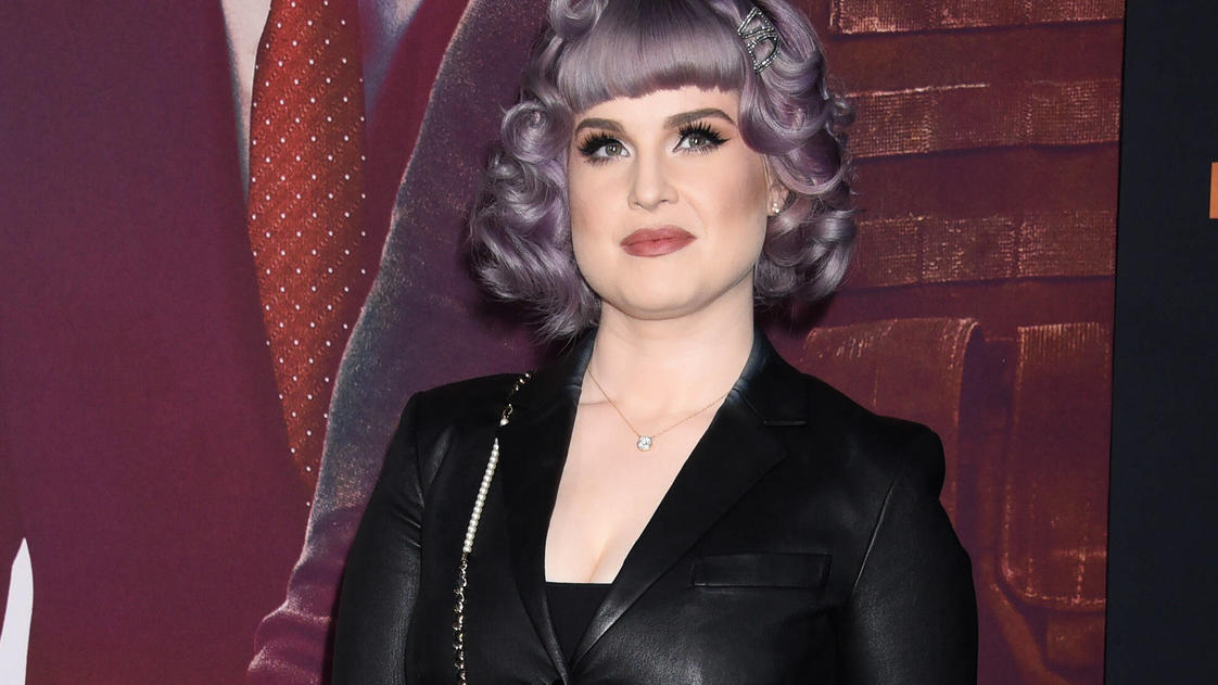 Kelly Osbourne arriving at the premiere of Angel Has Fallen in Los Angeles, California - Aug 20, 2019 - Los Angeles Angel Has Fallen Premiere, Los Angeles California United States Regency Village Theatre PUBLICATIONxINxGERxSUIxAUTxONLY Copyright: xJ