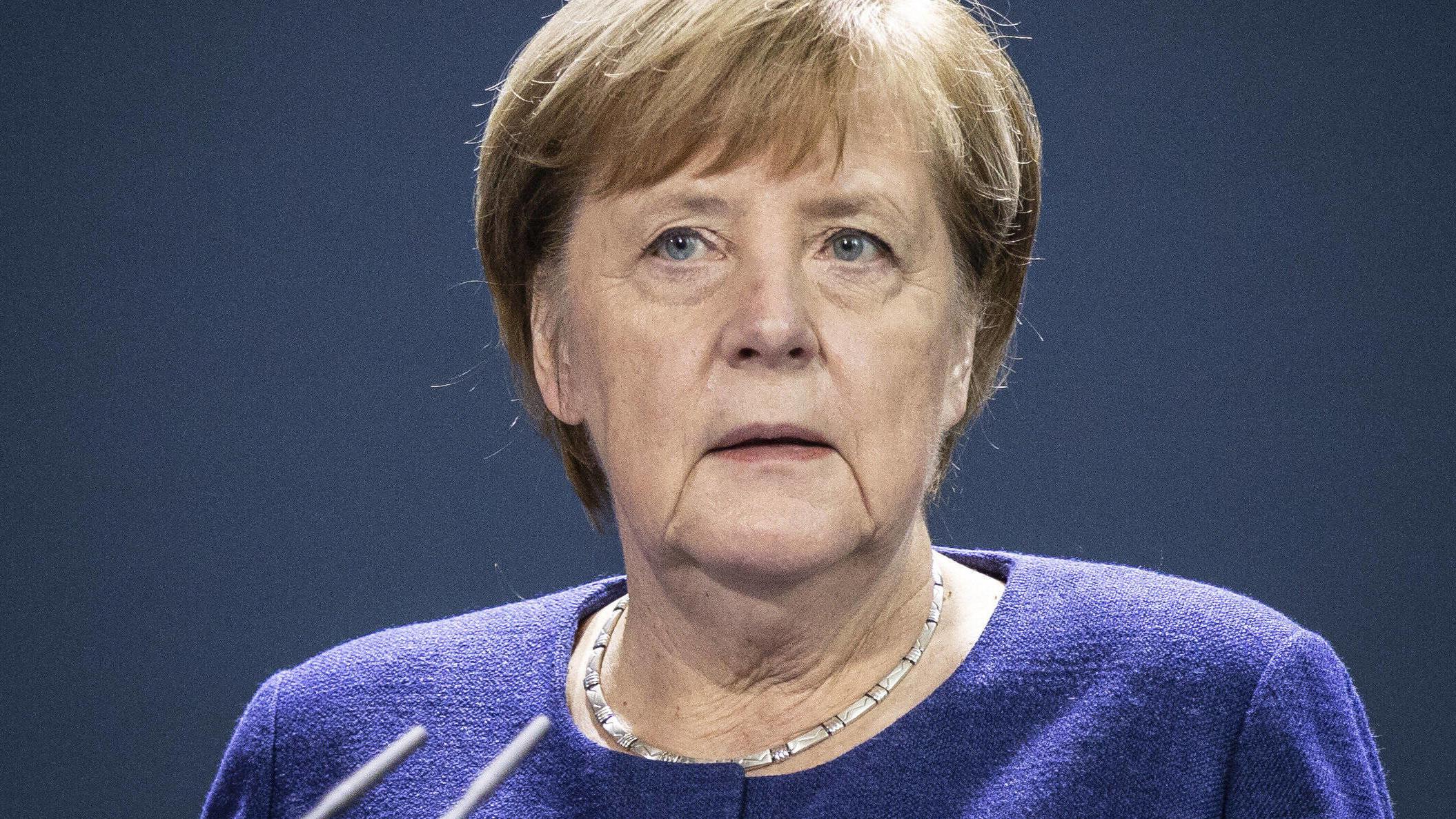 Merkel Ansprache Weihnachten