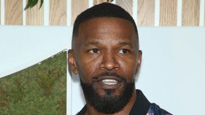 Jamie Foxx: Rolle in 'The Burial'