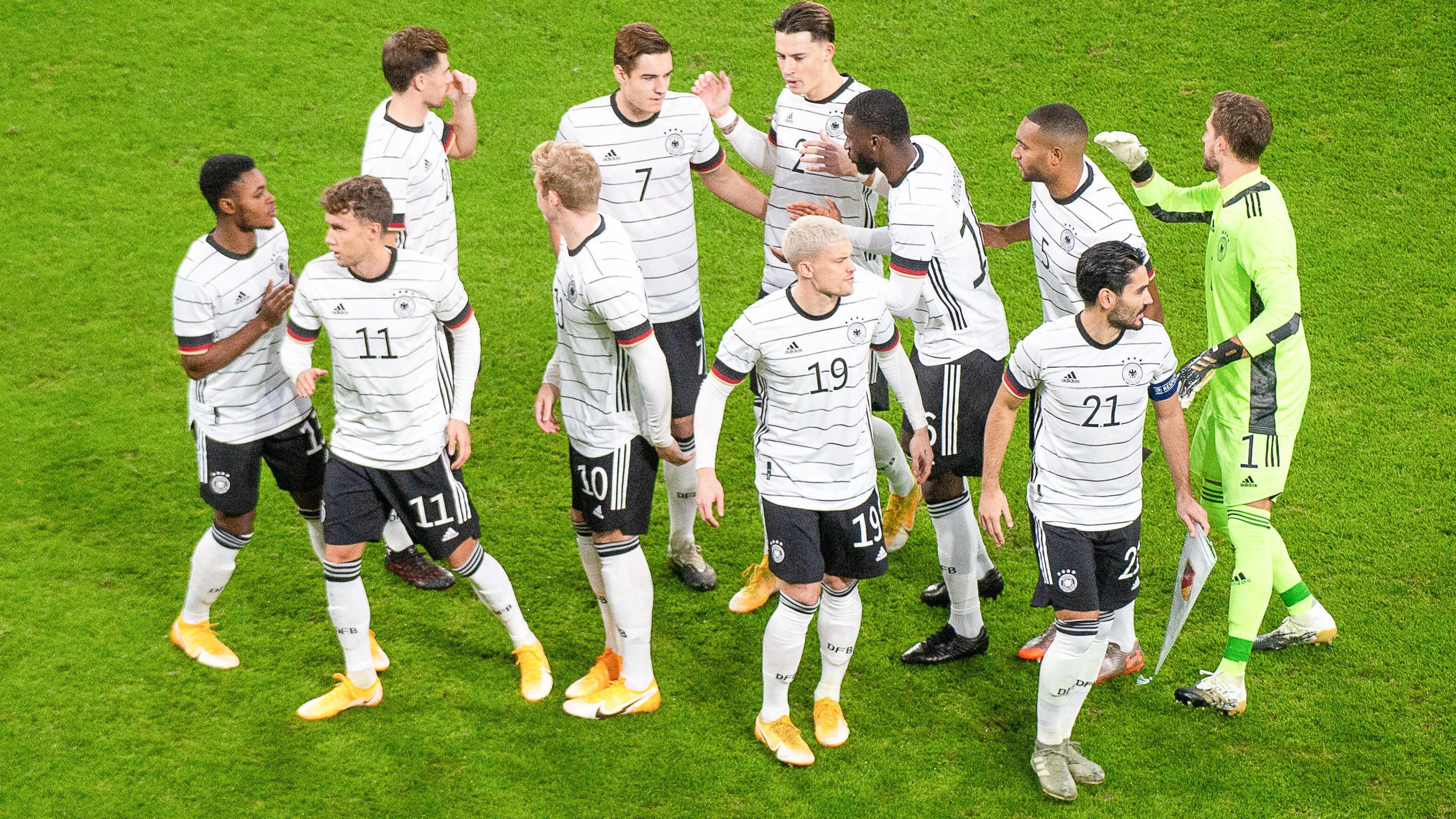 Nächstes Spiel Der Deutschen Nationalmannschaft