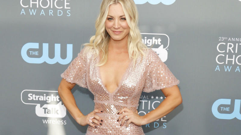 Kaley Cuoco: Heikle Sex-Szenen mit Johnny Galecki