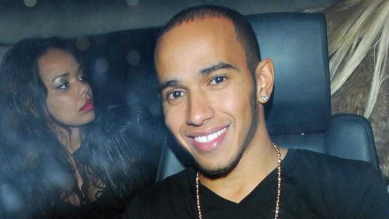 Lewis Hamilton Neue Freundin
