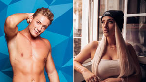 """Love Island""-Henrik voll in Love!"