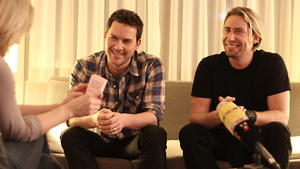 Nickelback im Exklusiv-Interview