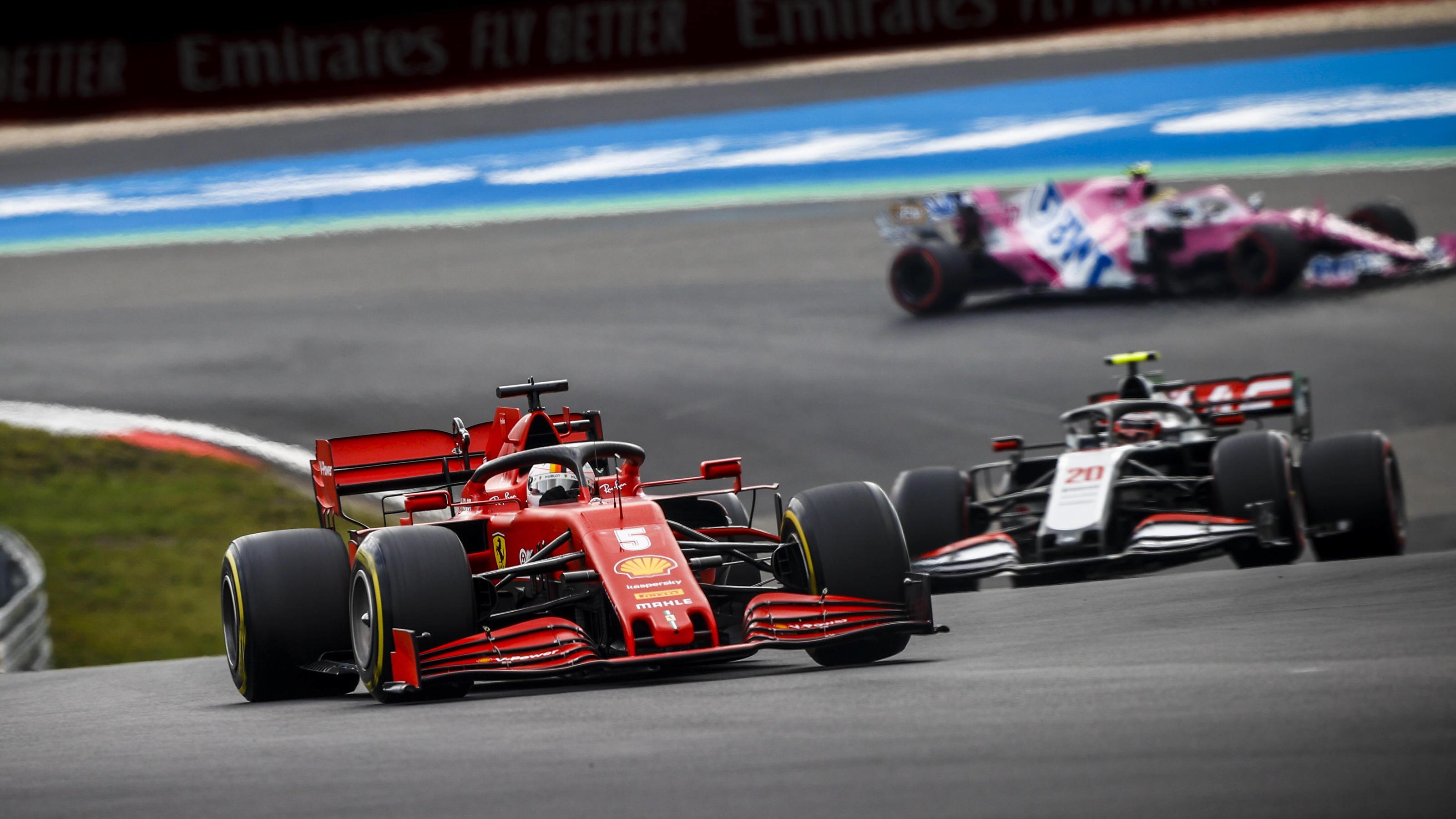 Formel 1 Saison 2021