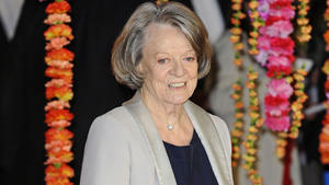 Maggie Smith spielt in 'A German Life'