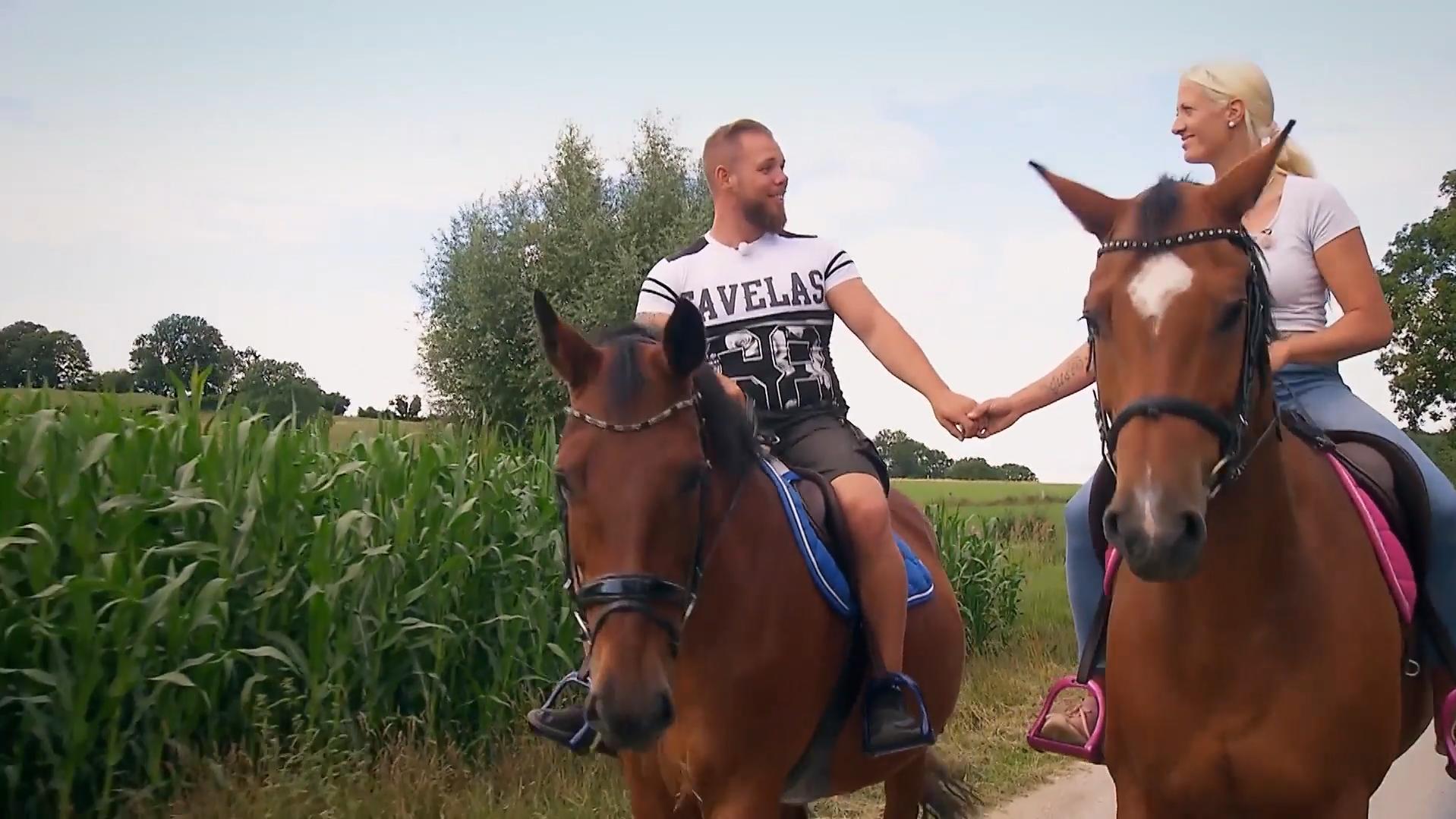 Bauer sucht Frau 2020: Beim Ausritt knisterts! Denise