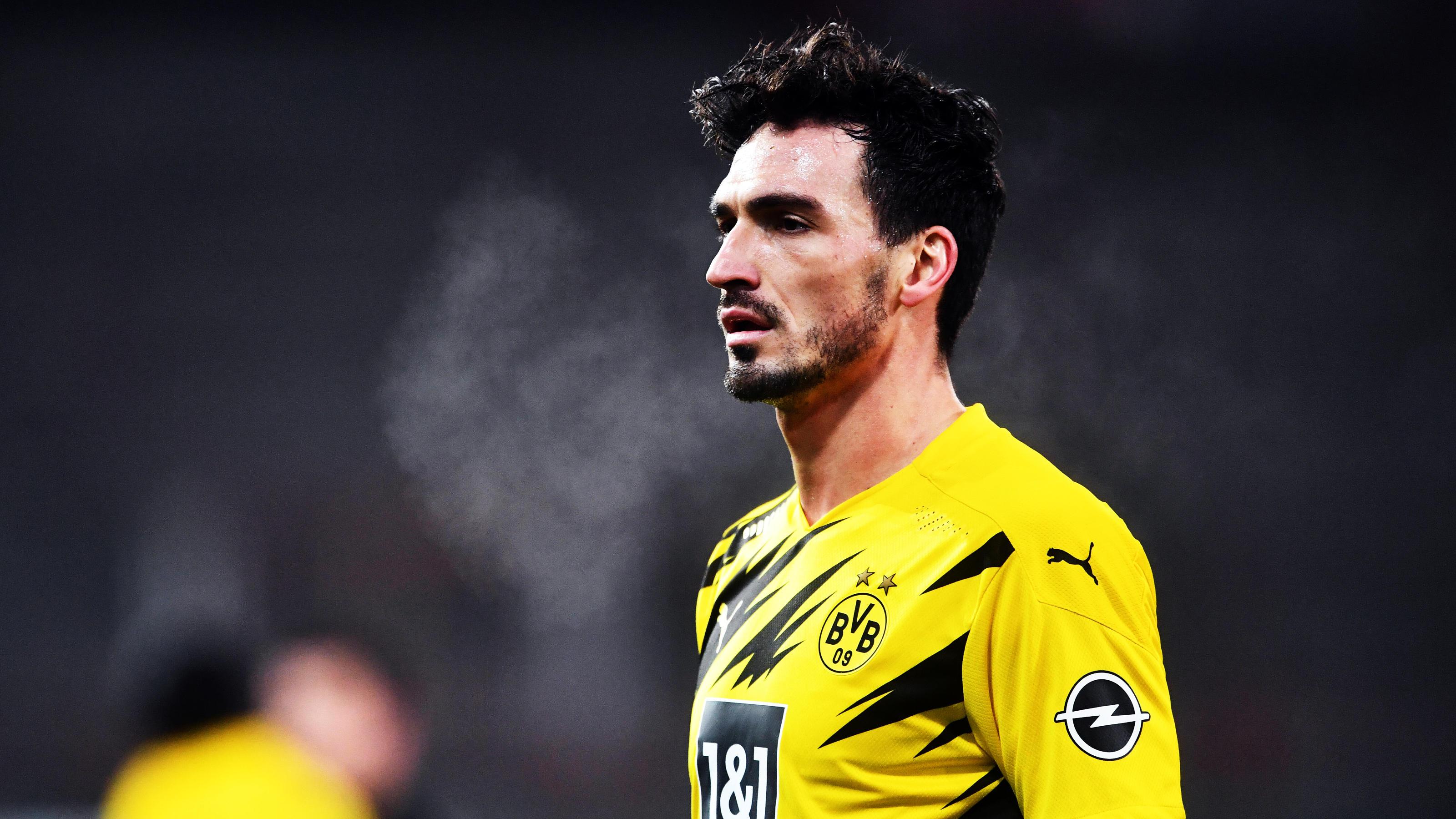 Mats Hummels schließt Karriereende 2023 bei Borussia ...
