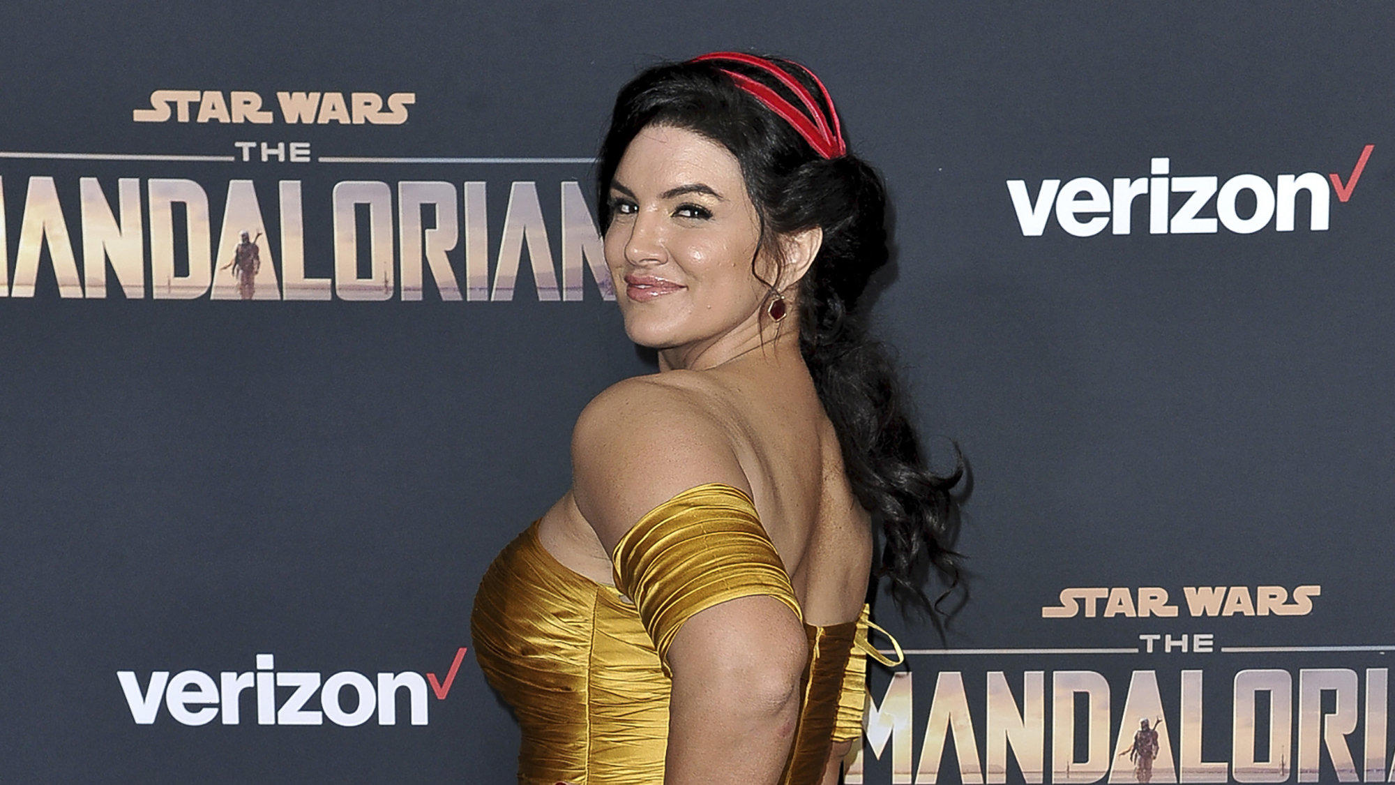 "Disney feuert ""The Mandalorian"" -Star Gina Carano"
